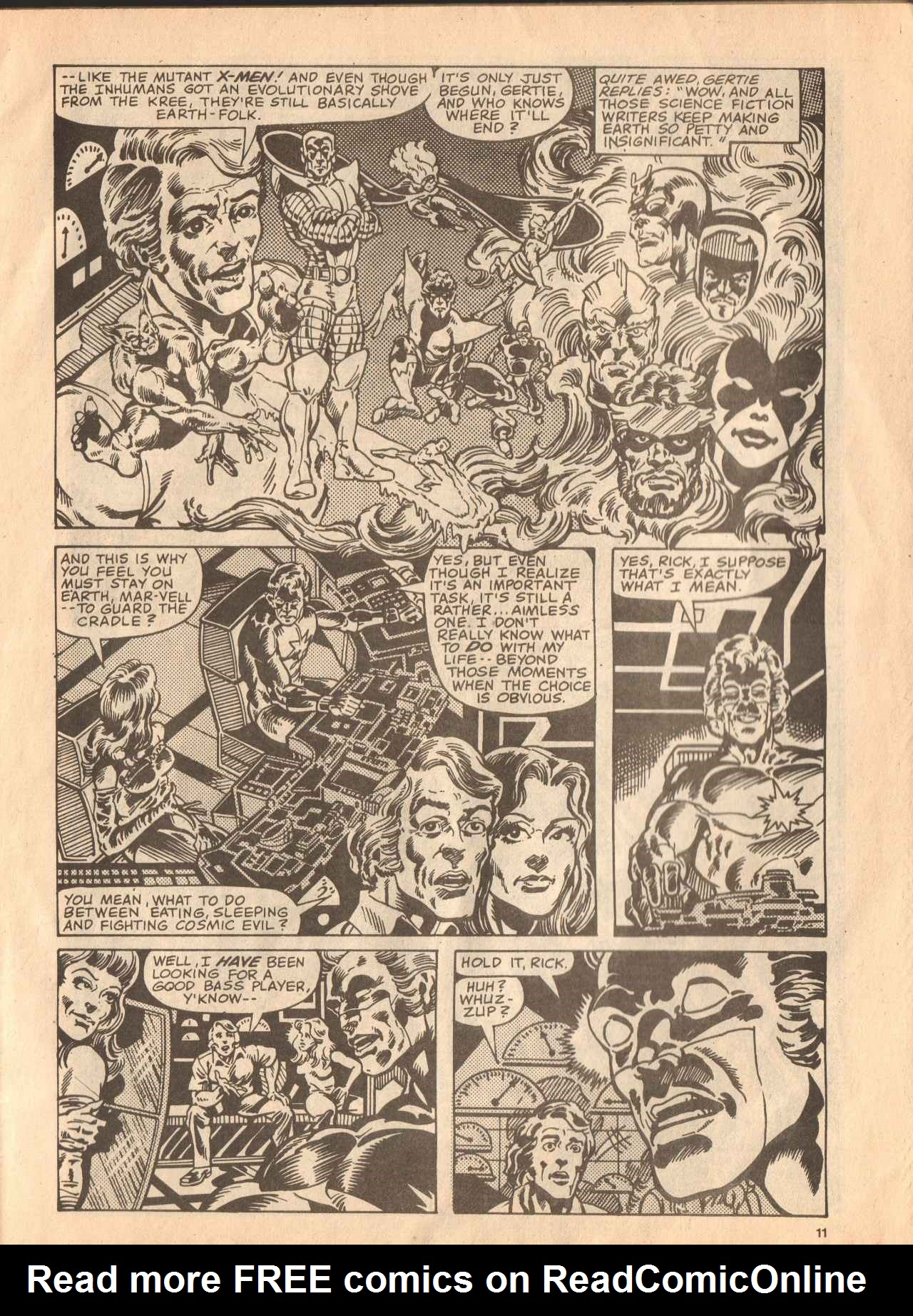 Read online Future Tense comic -  Issue #38 - 11