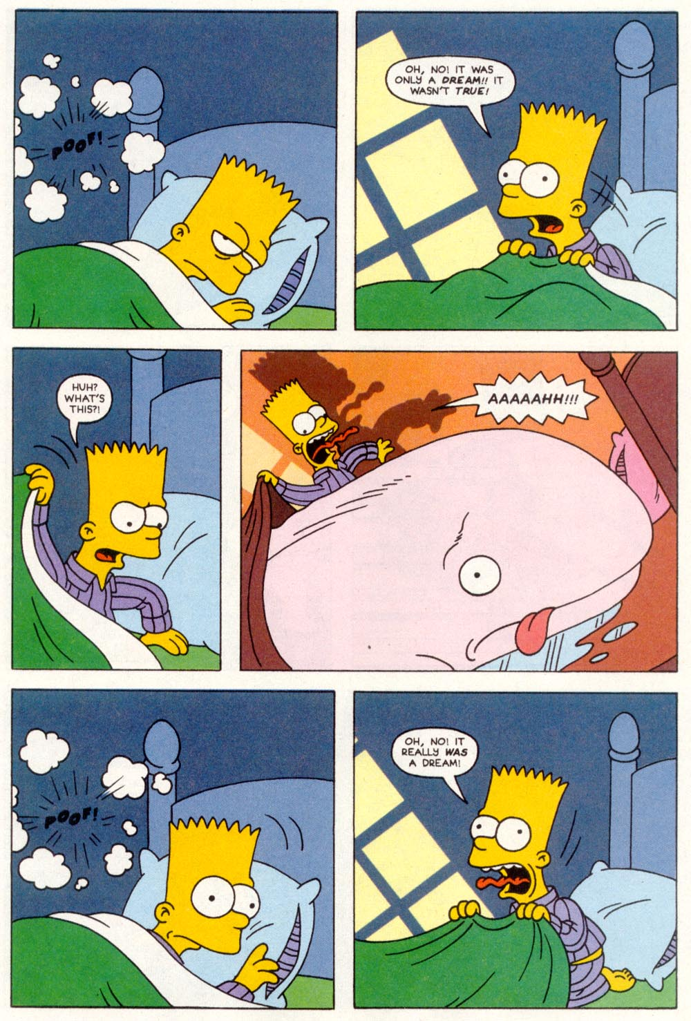 Read online Treehouse of Horror comic -  Issue #1 - 31