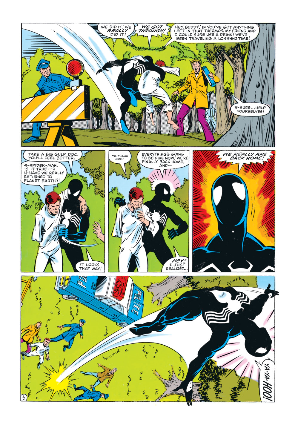 The Amazing Spider-Man (1963) 252 Page 5