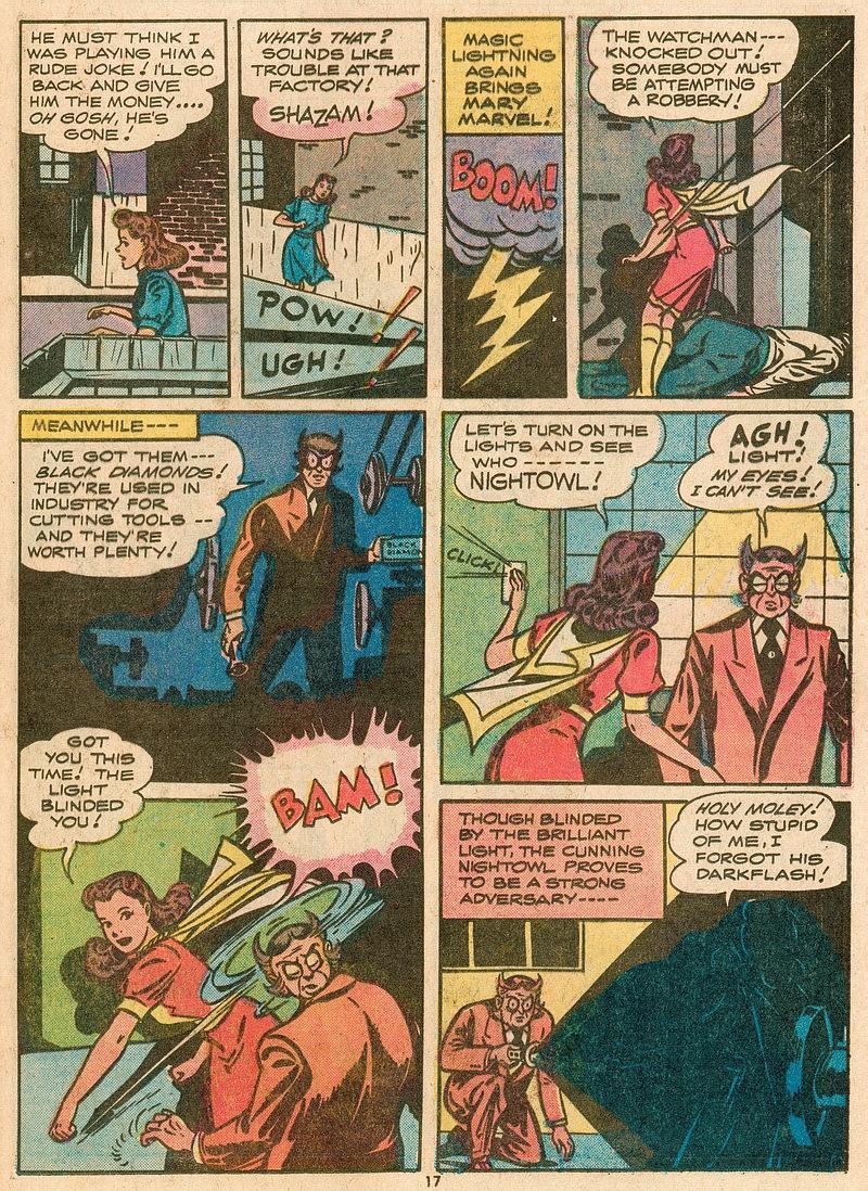 Read online Shazam! (1973) comic -  Issue #12 - 15