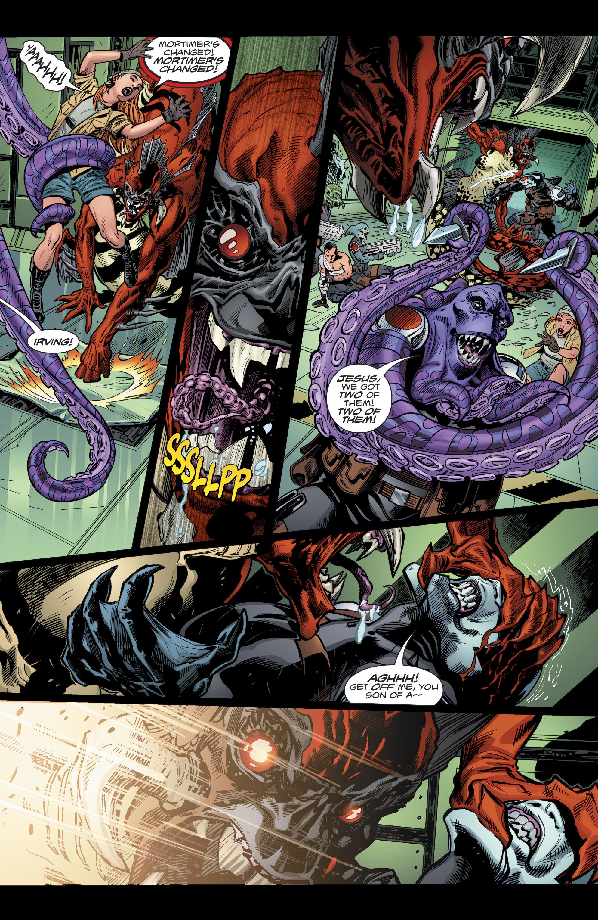 Read online Aquaman (2016) comic -  Issue #22 - 7