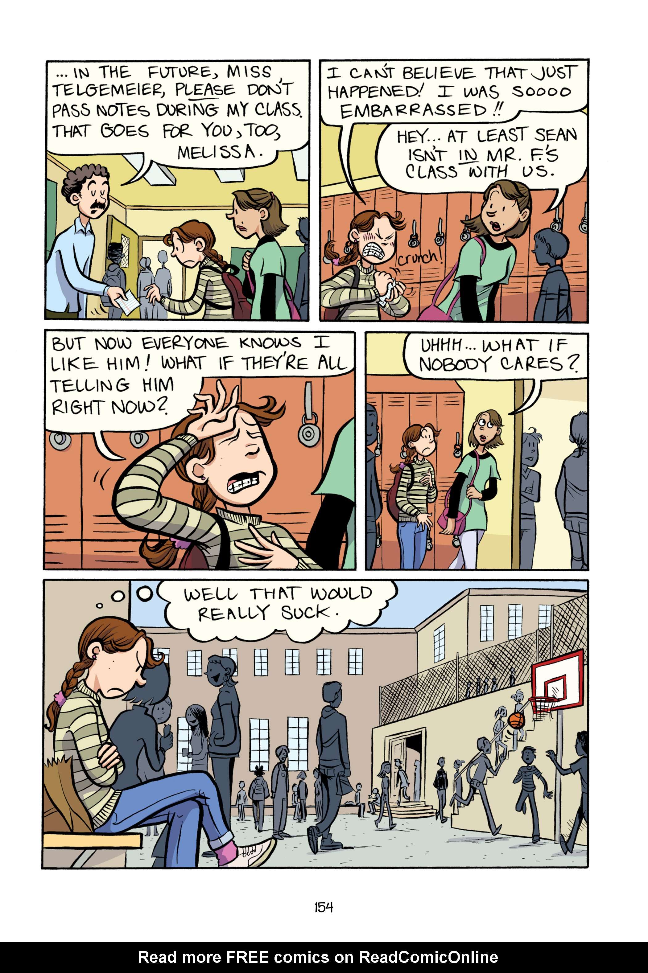 Read online Smile comic -  Issue # TPB - 160