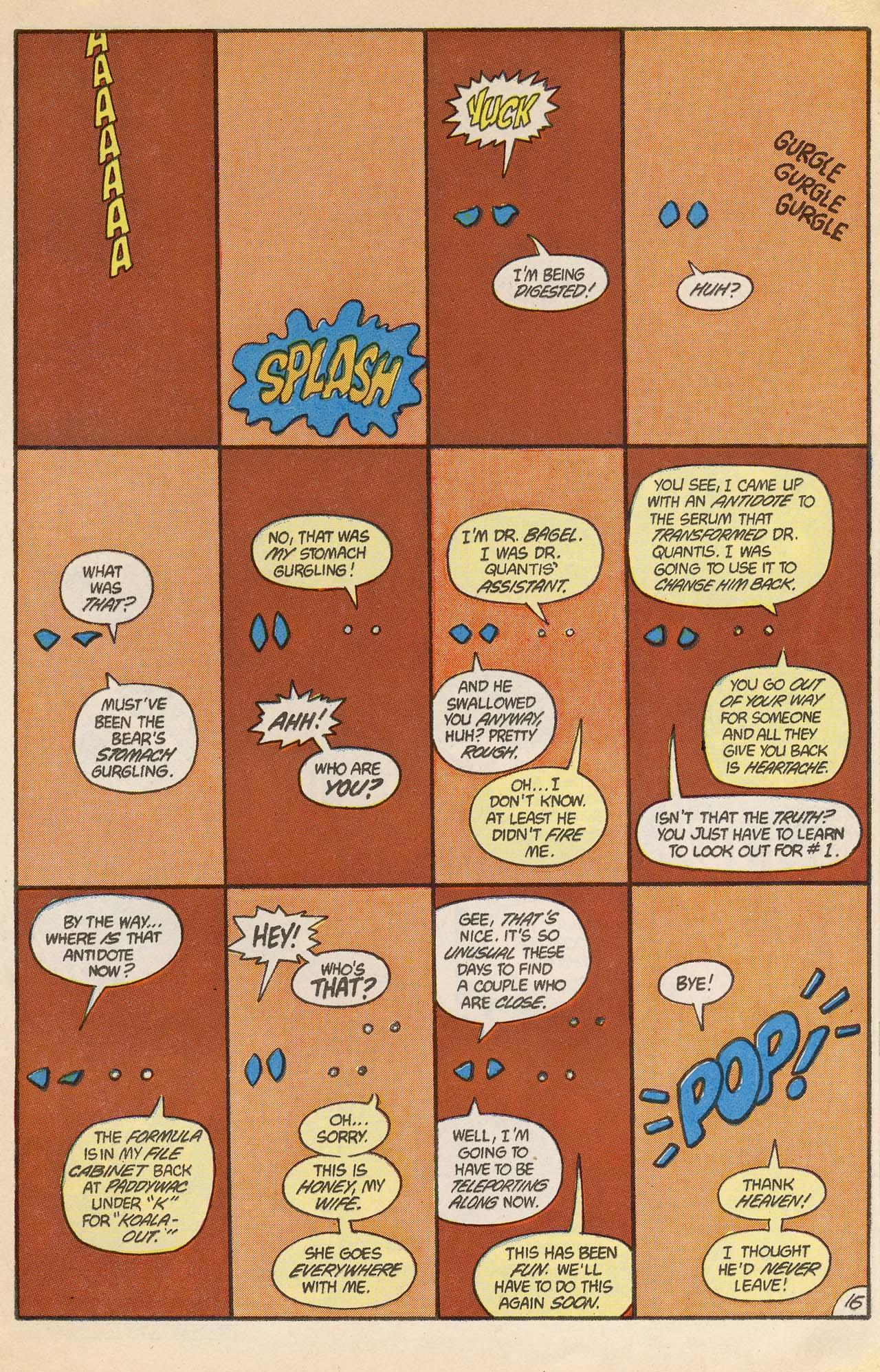 Read online Ambush Bug comic -  Issue #2 - 21