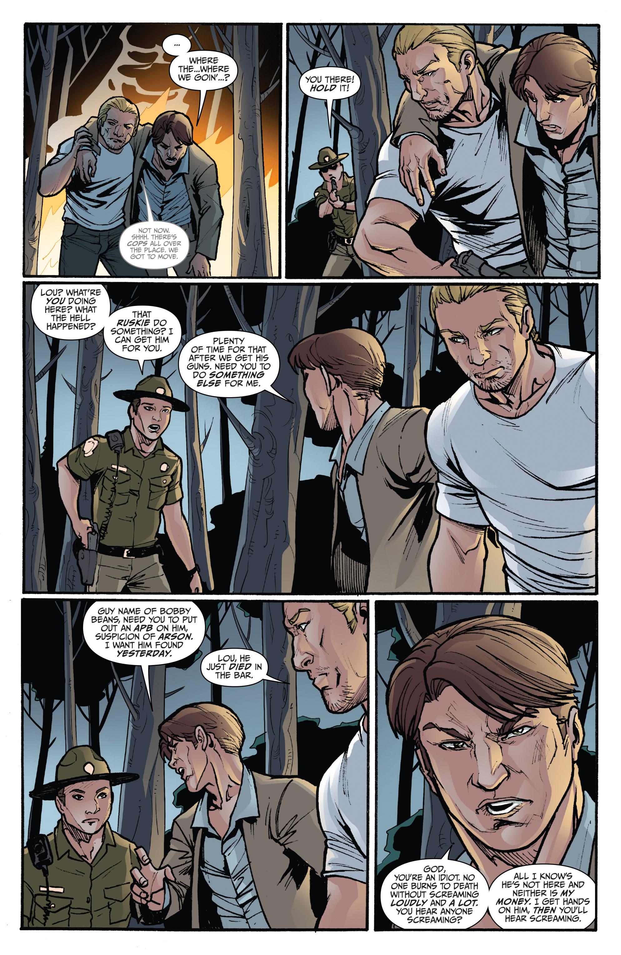 Read online 3 Guns comic -  Issue #3 - 20
