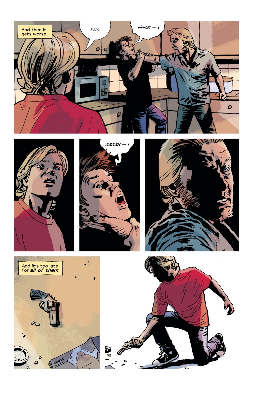 Read online Criminal (2019) comic -  Issue #12 - 24