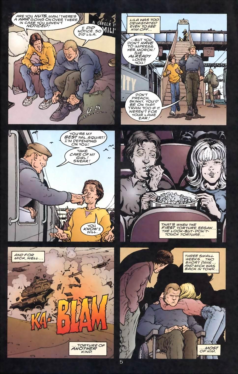 Read online Flinch comic -  Issue #12 - 6