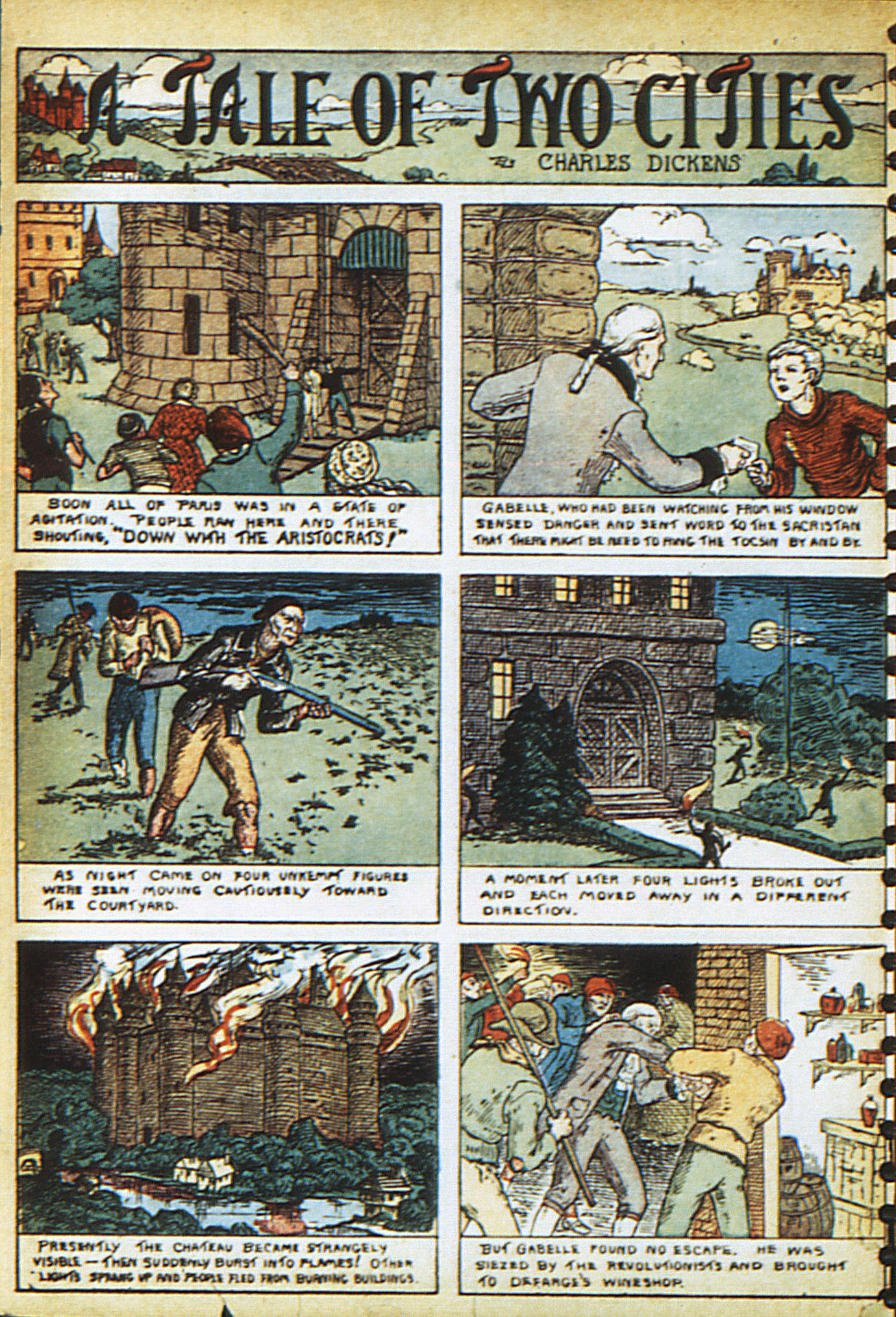 Read online Adventure Comics (1938) comic -  Issue #13 - 14