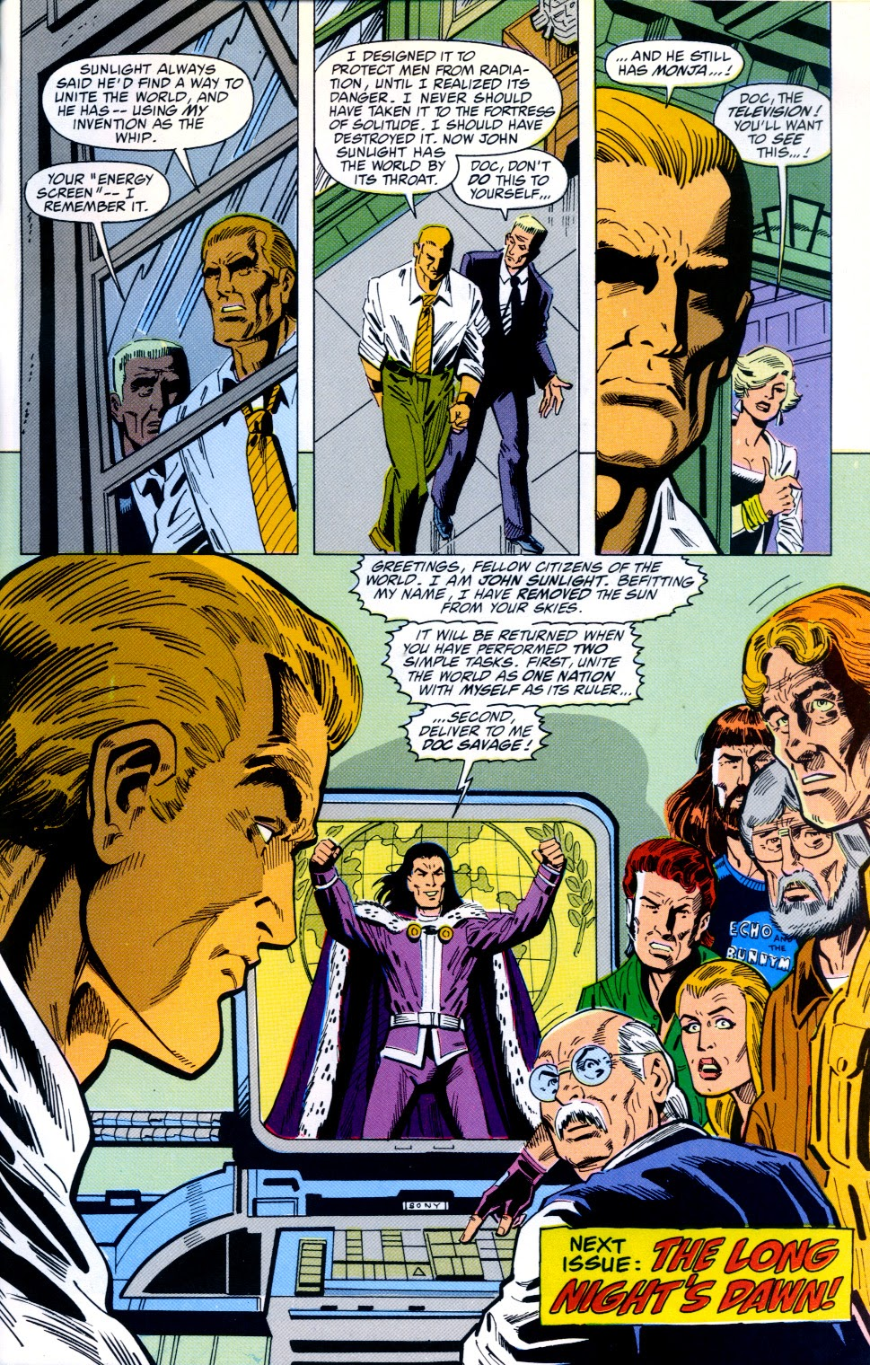Doc Savage (1988) issue 13 - Page 27