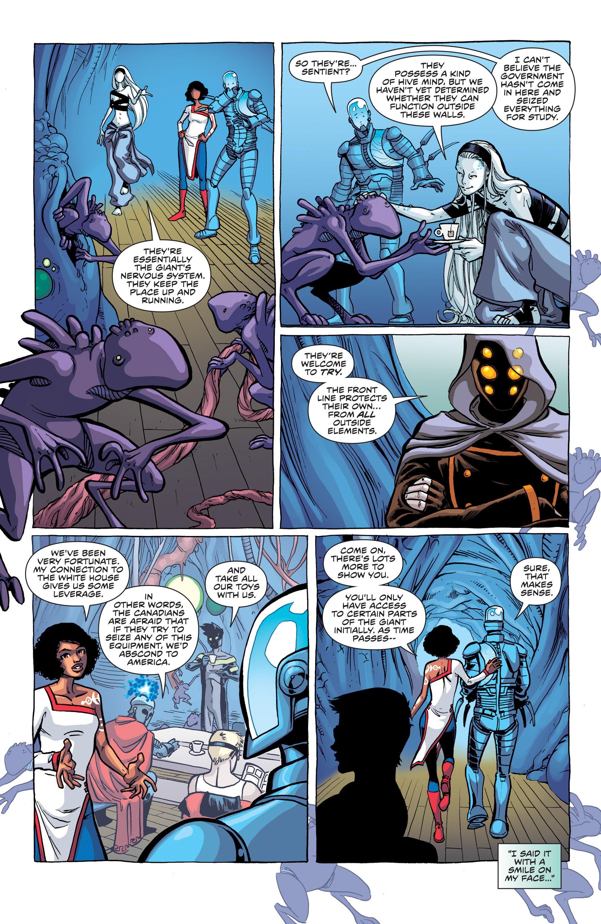 Read online Secret Identities comic -  Issue #1 - 27