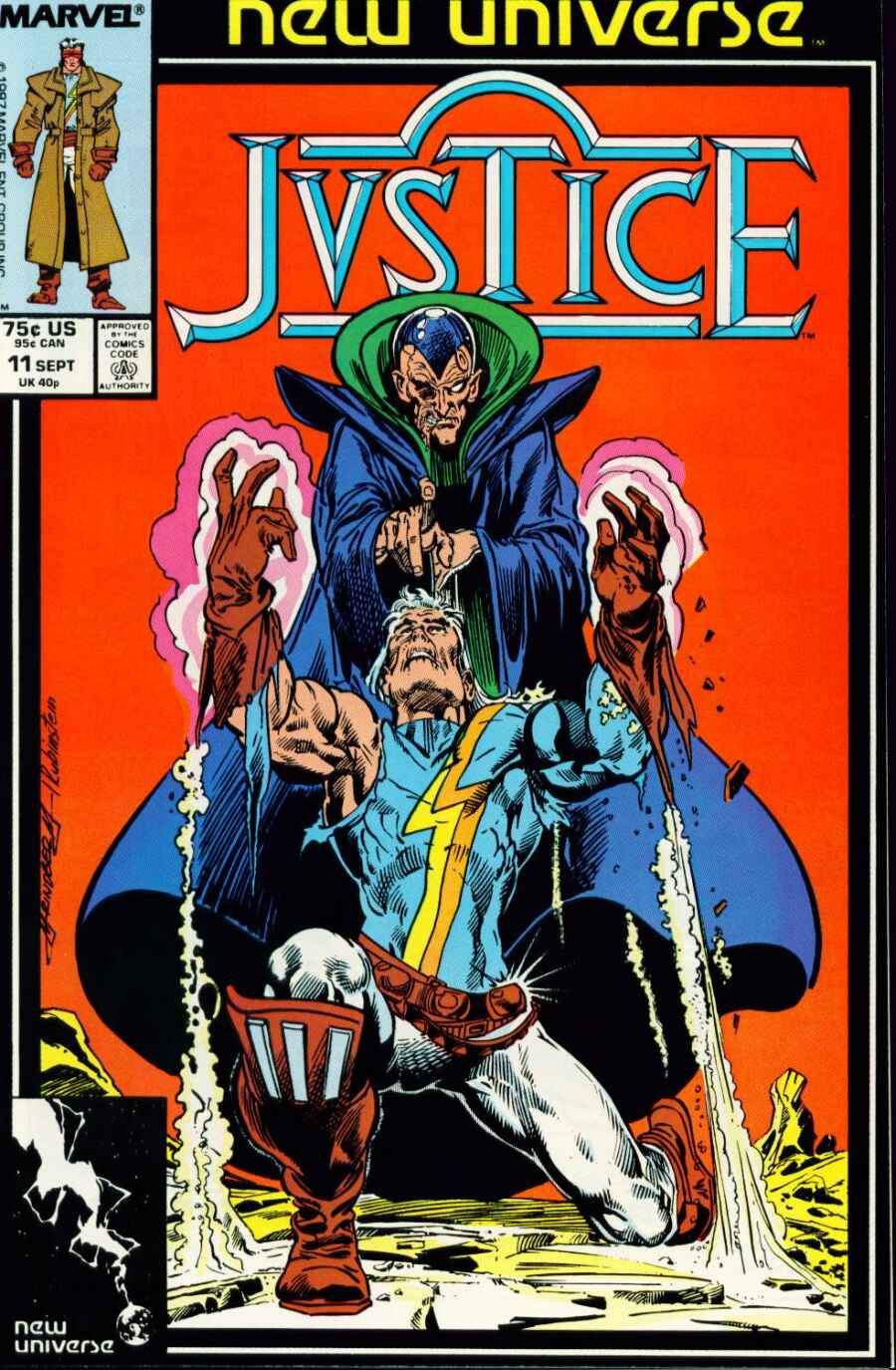 Justice (1986) 11 Page 1