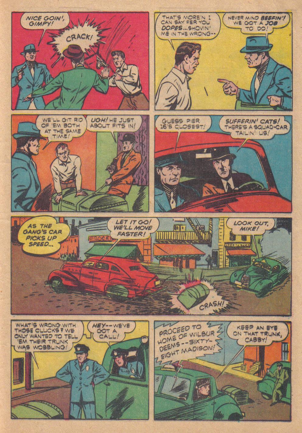 Exciting Comics (1940) issue 13 - Page 49