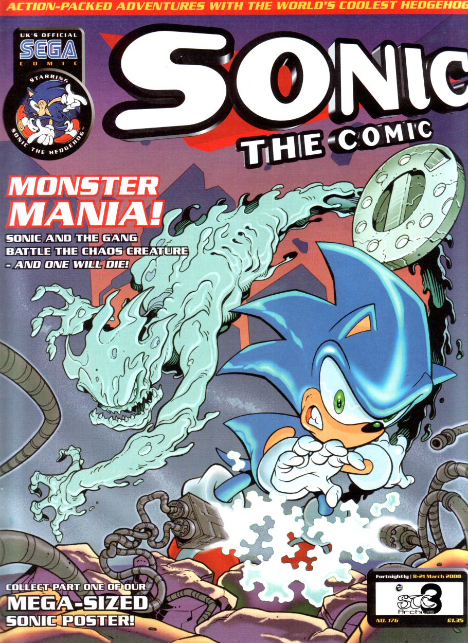 Read online Sonic the Comic comic -  Issue #176 - 1