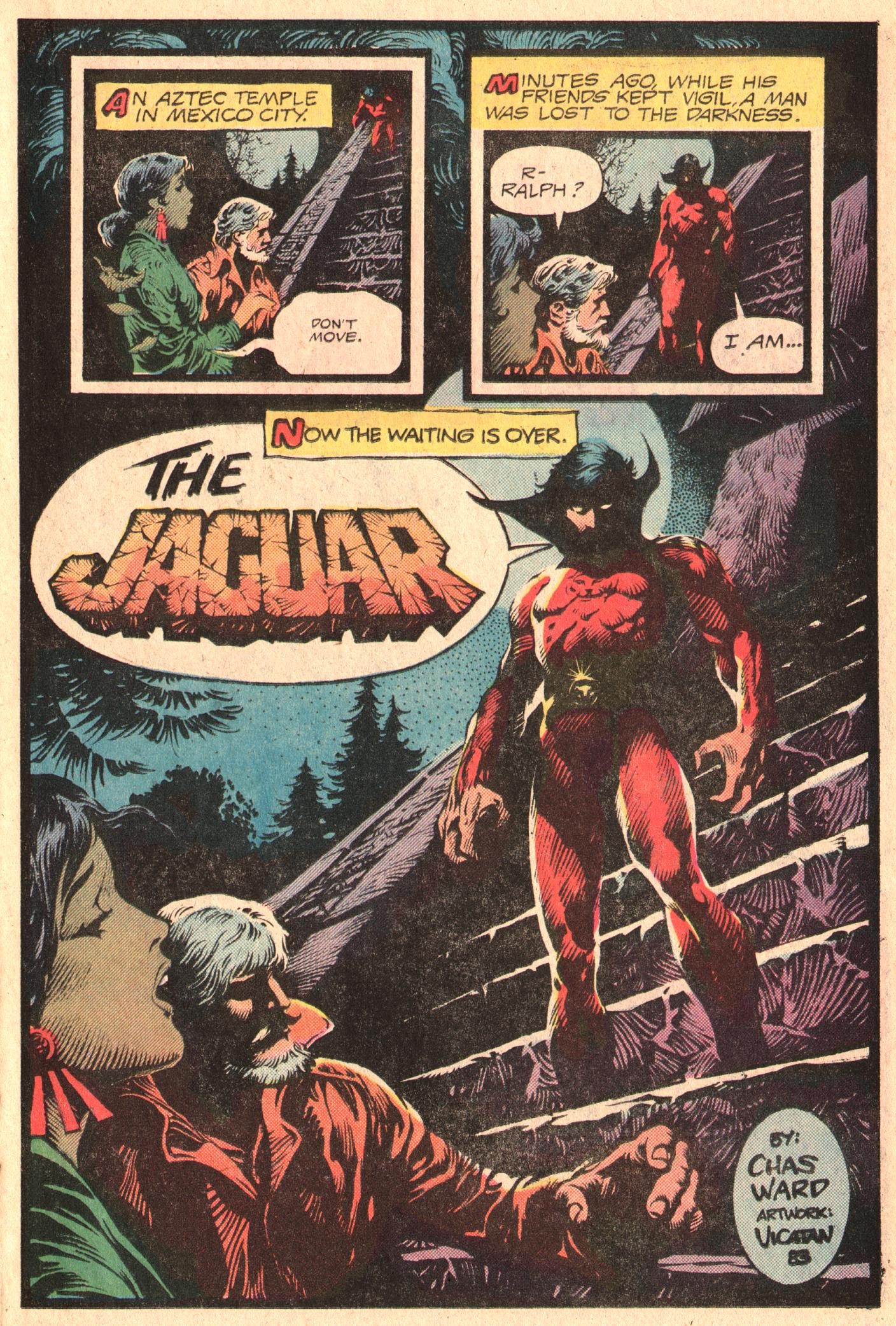 Read online The Fly (1983) comic -  Issue #5 - 23