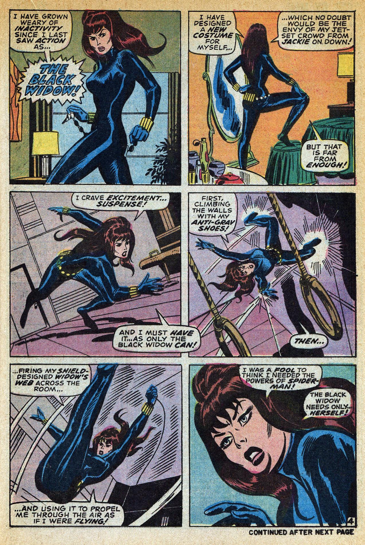 Read online Amazing Adventures (1970) comic -  Issue #1 - 21