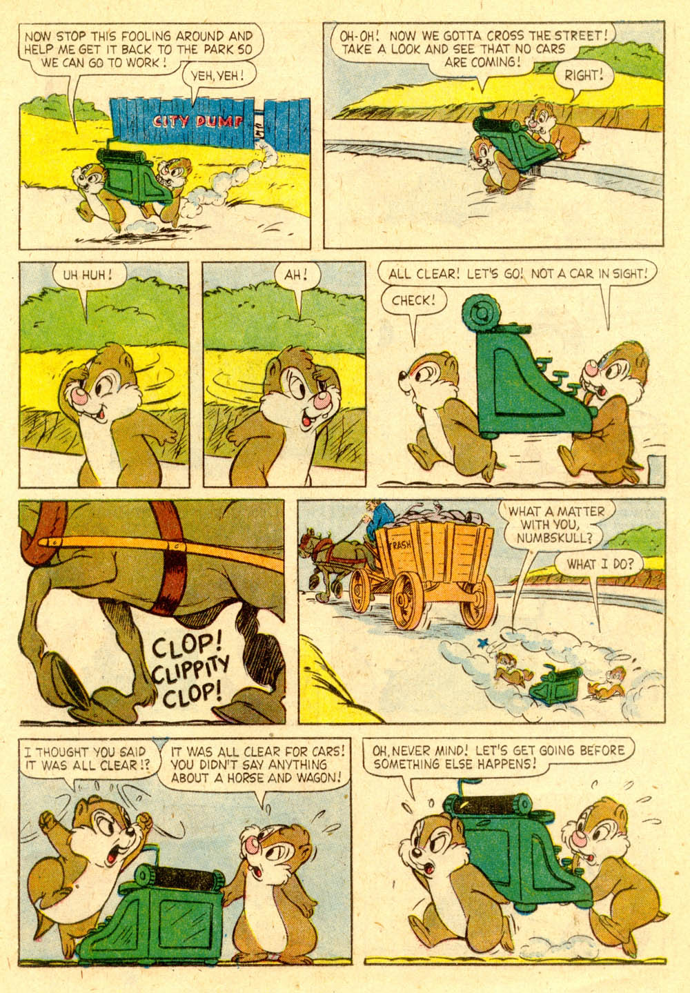 Walt Disney's Comics and Stories issue 222 - Page 21