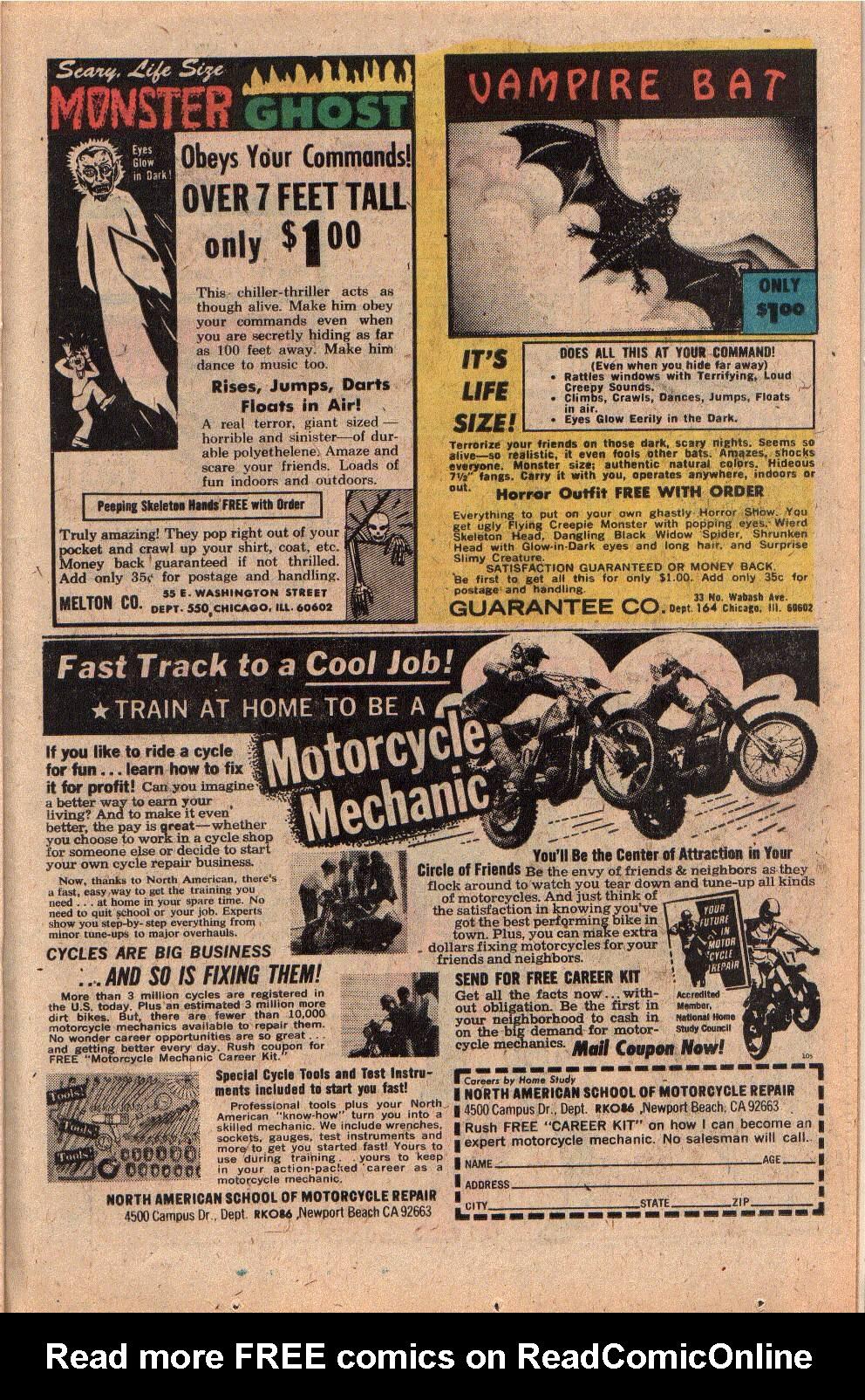 Read online Shazam! (1973) comic -  Issue #26 - 23