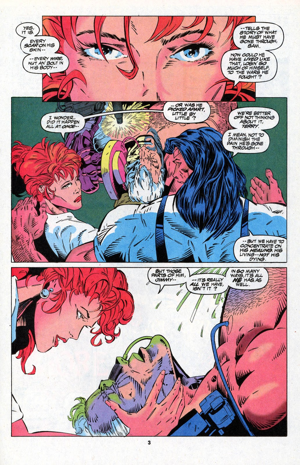 X-Force (1991) Issue #26 #31 - English 5