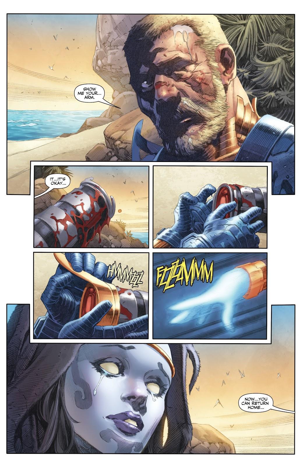 Read online X-O Manowar (2017) comic -  Issue #25 - 21