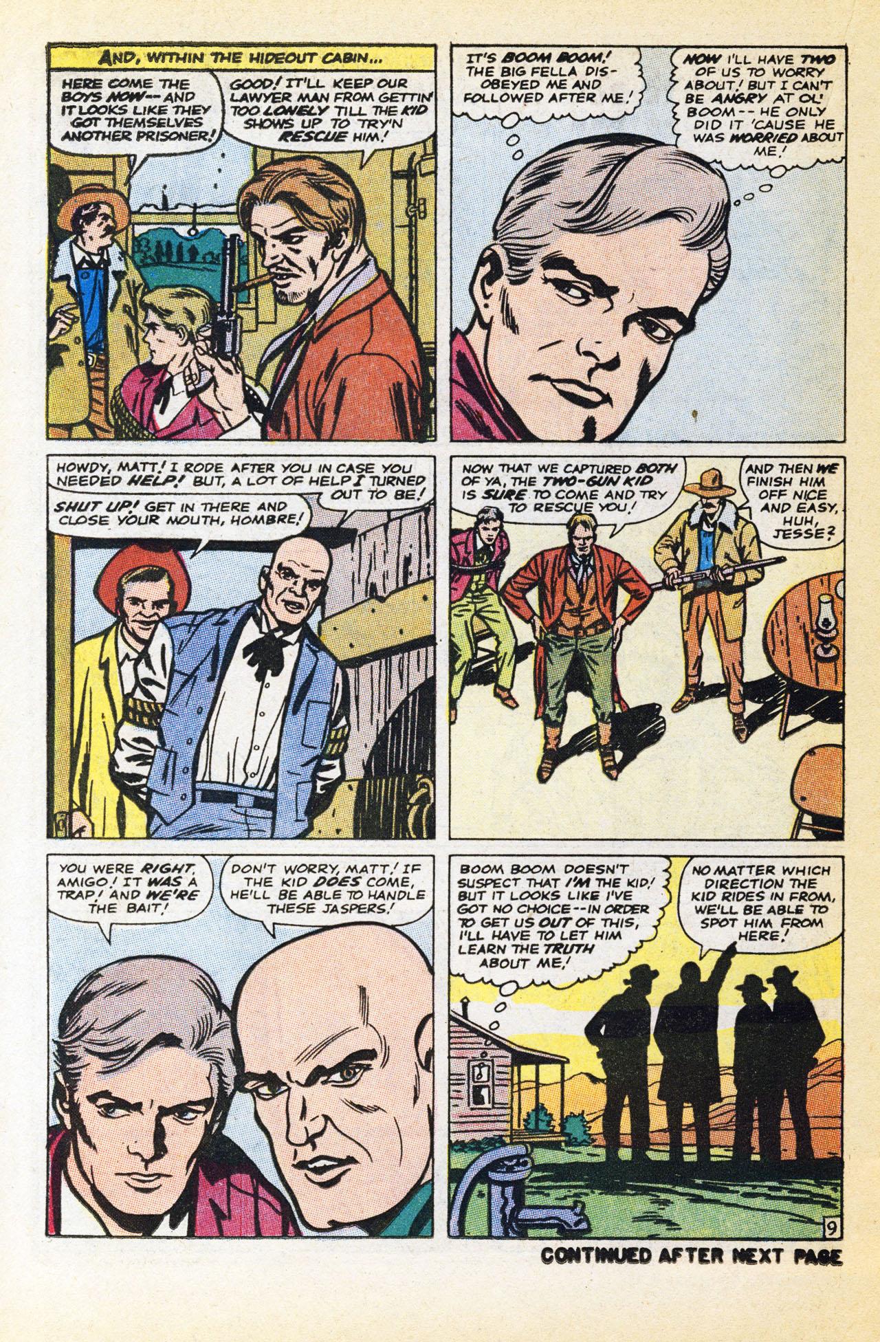 Read online Two-Gun Kid comic -  Issue #94 - 14