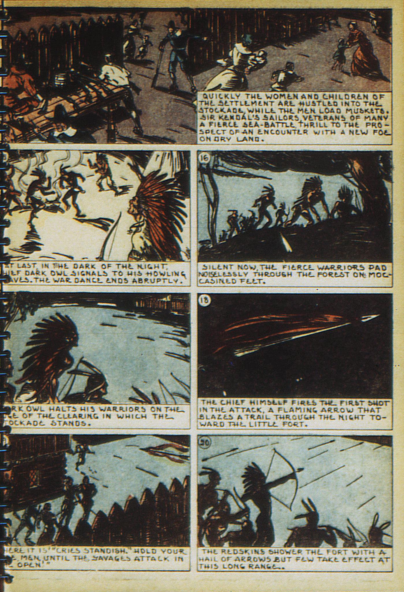 Read online Adventure Comics (1938) comic -  Issue #23 - 65