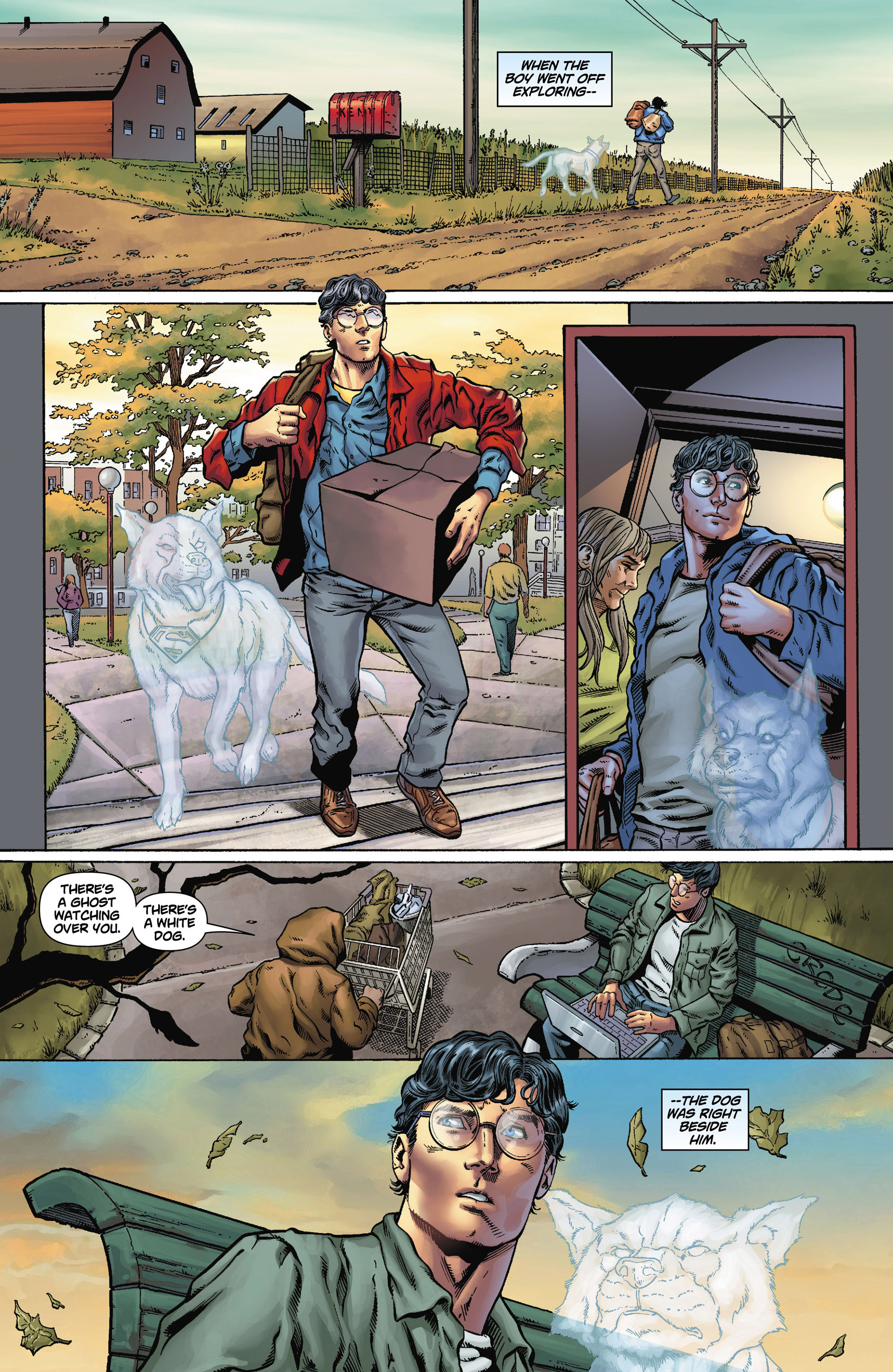 Read online Action Comics (2011) comic -  Issue #13 - 29