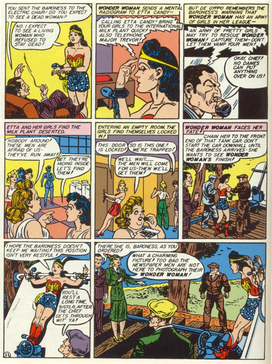 Read online Sensation (Mystery) Comics comic -  Issue #7 - 13