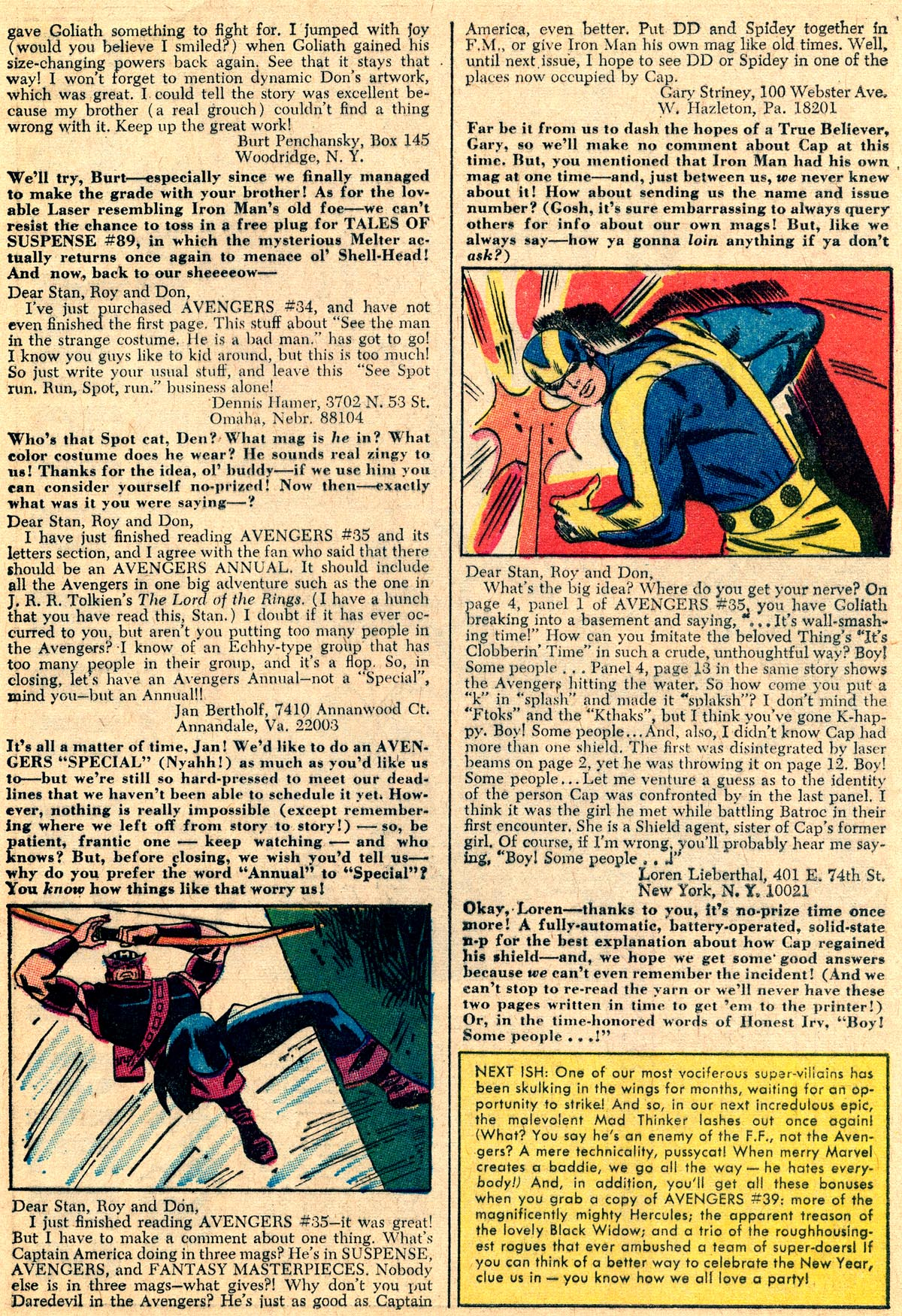 The Avengers (1963) 38 Page 32