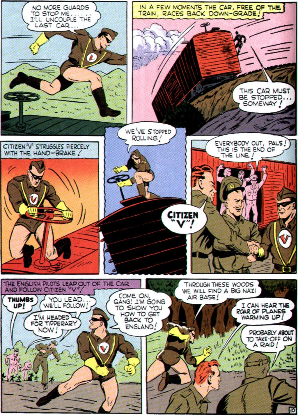 Read online Comedy Comics (1942) comic -  Issue #9 - 29