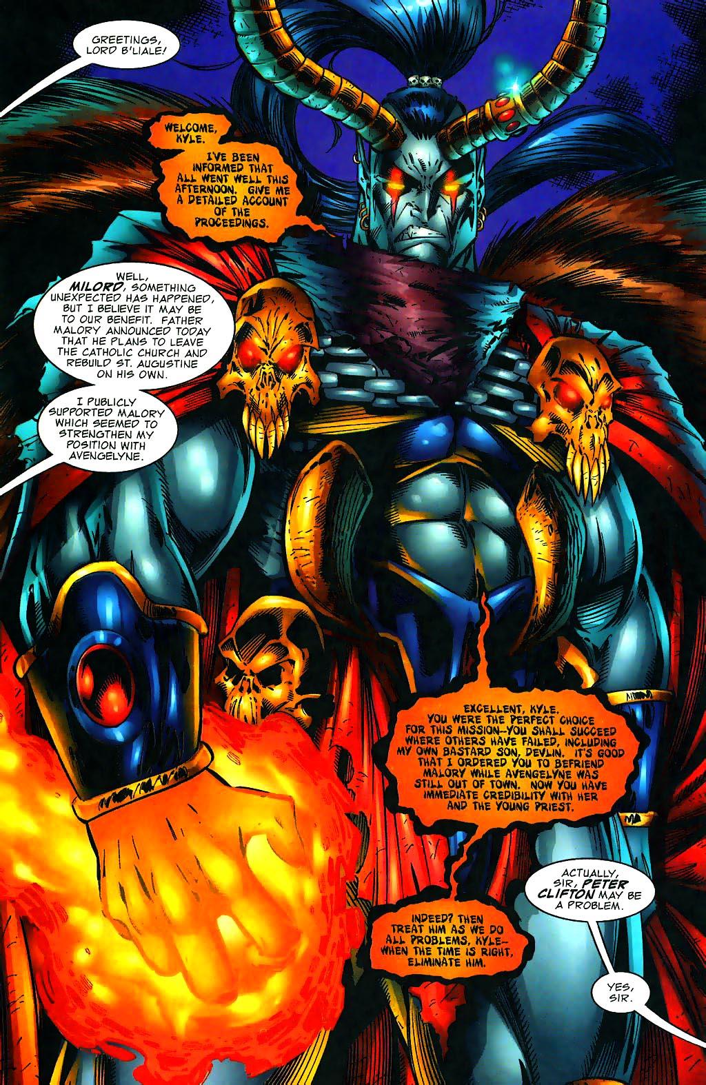 Read online Avengelyne (1996) comic -  Issue #1 - 19