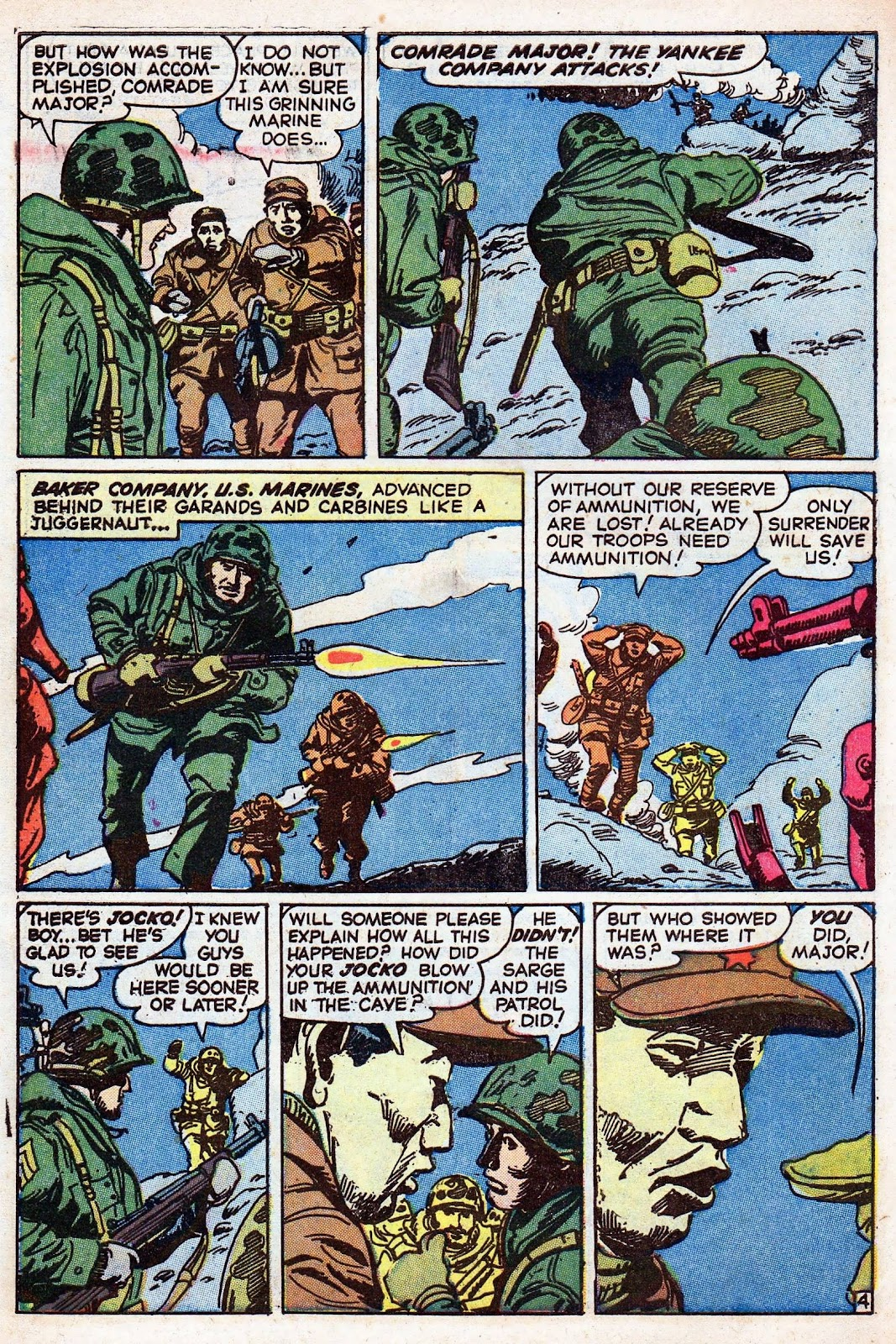 Marines in Battle issue 20 - Page 6