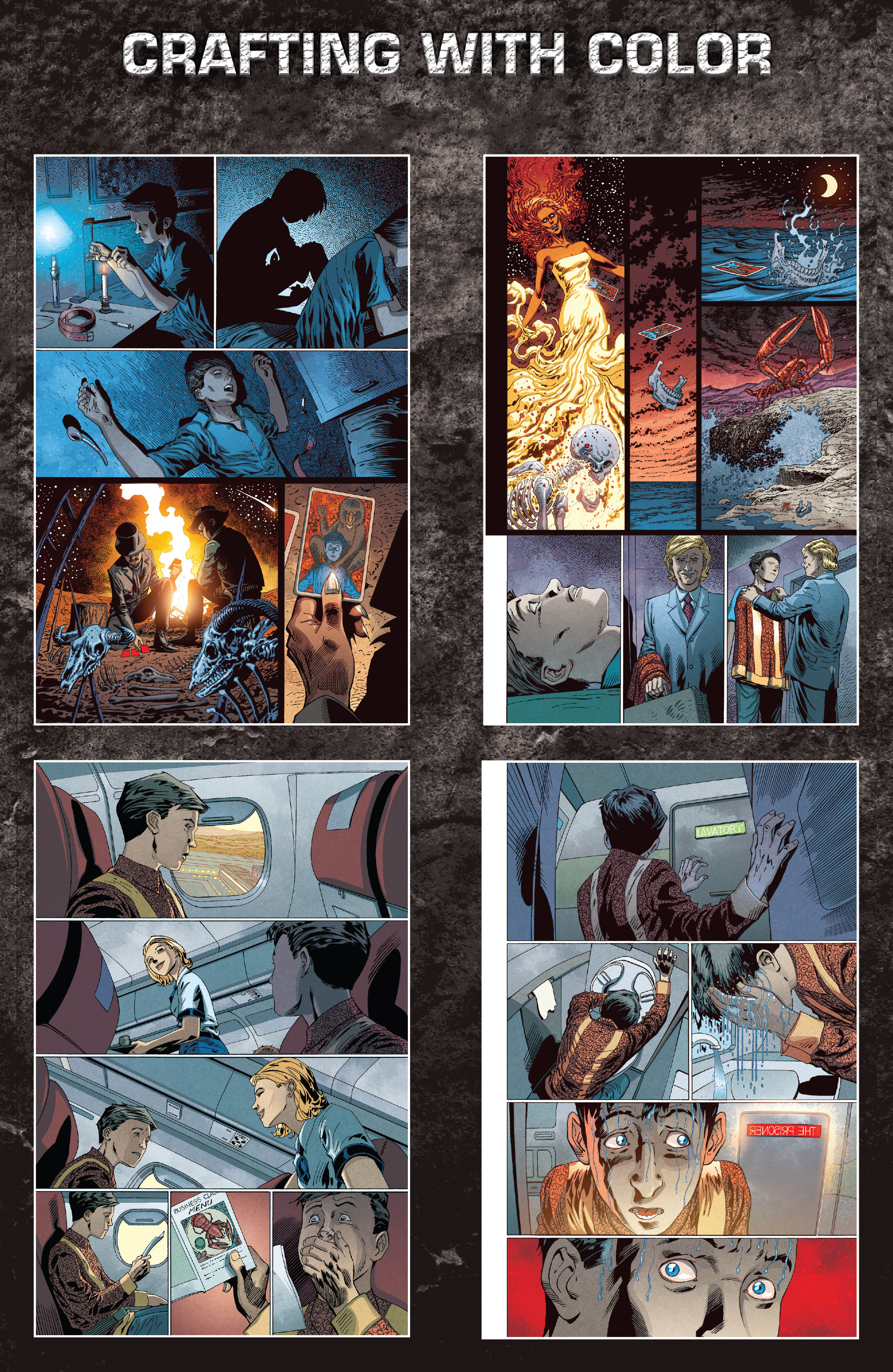 Read online Dark Tower: The Drawing of the Three - The Prisoner comic -  Issue #4 - 27