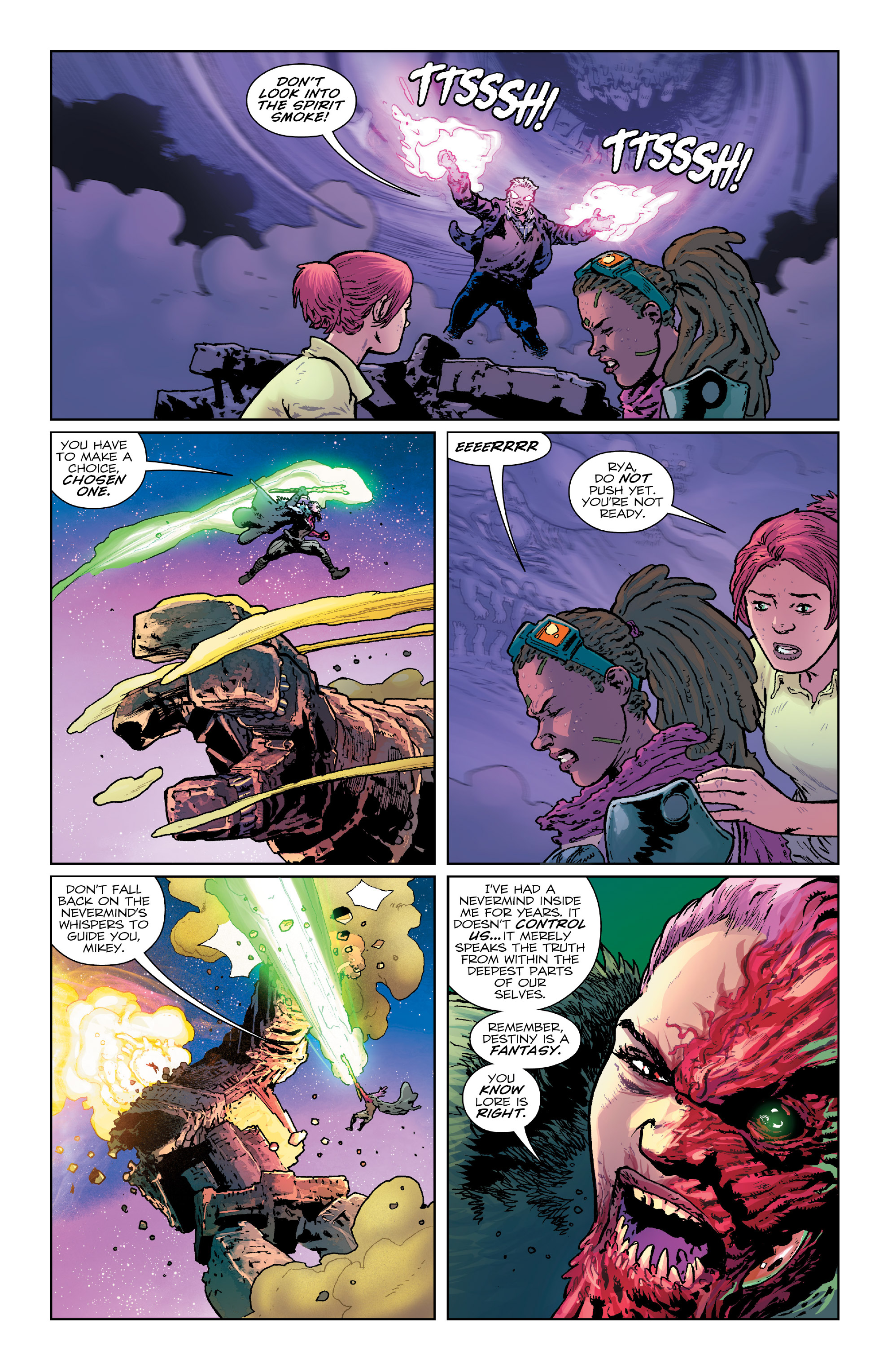 Read online Birthright (2014) comic -  Issue #25 - 13