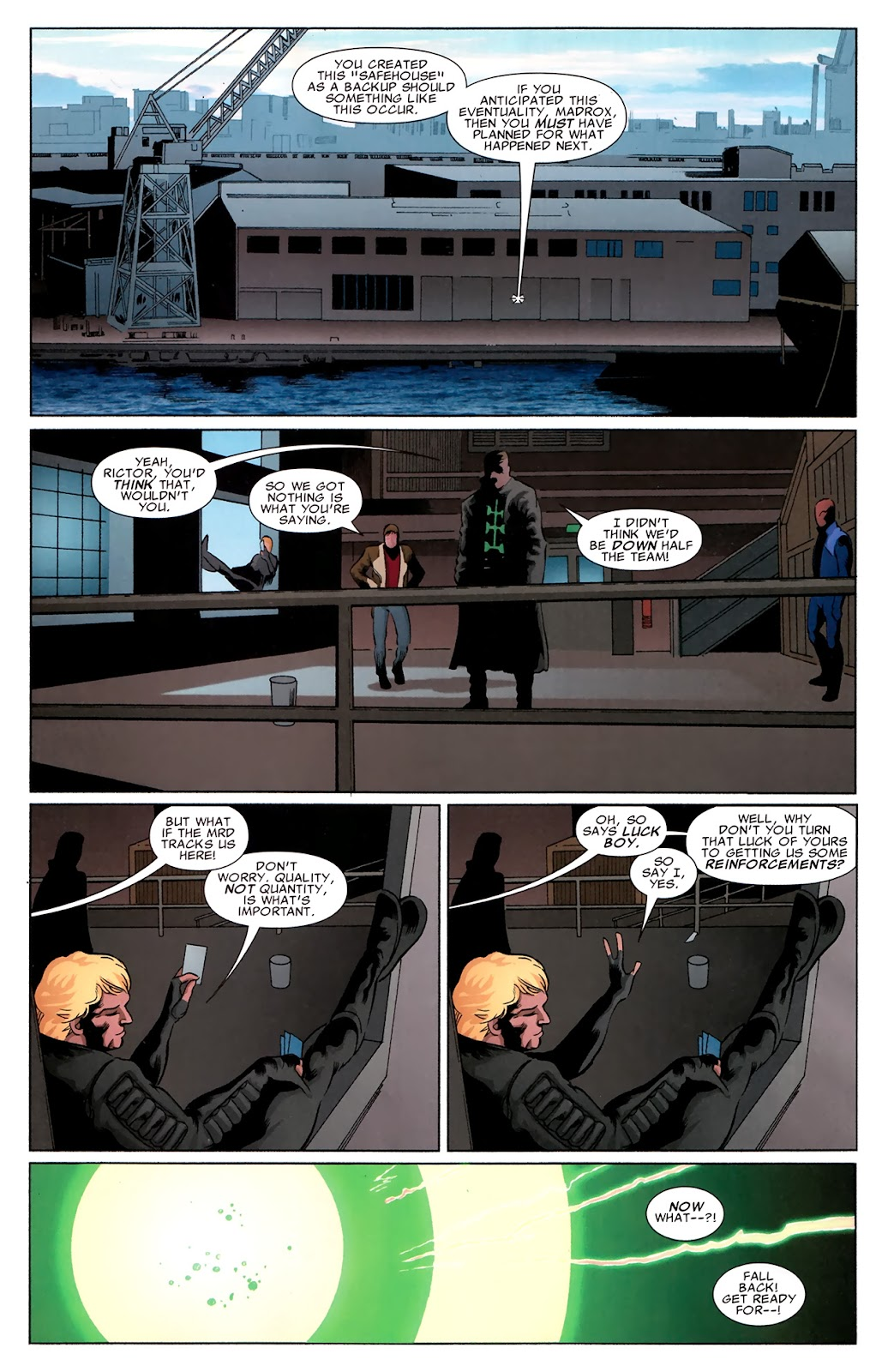 Read online X-Men: Second Coming Revelations comic -  Issue # TPB (Part 2) - 109
