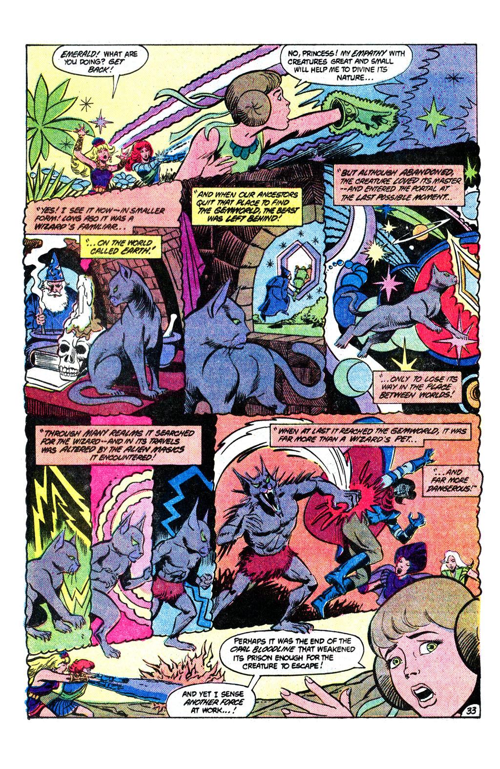 Read online Amethyst, Princess of Gemworld comic -  Issue # _Annual 1 - 34