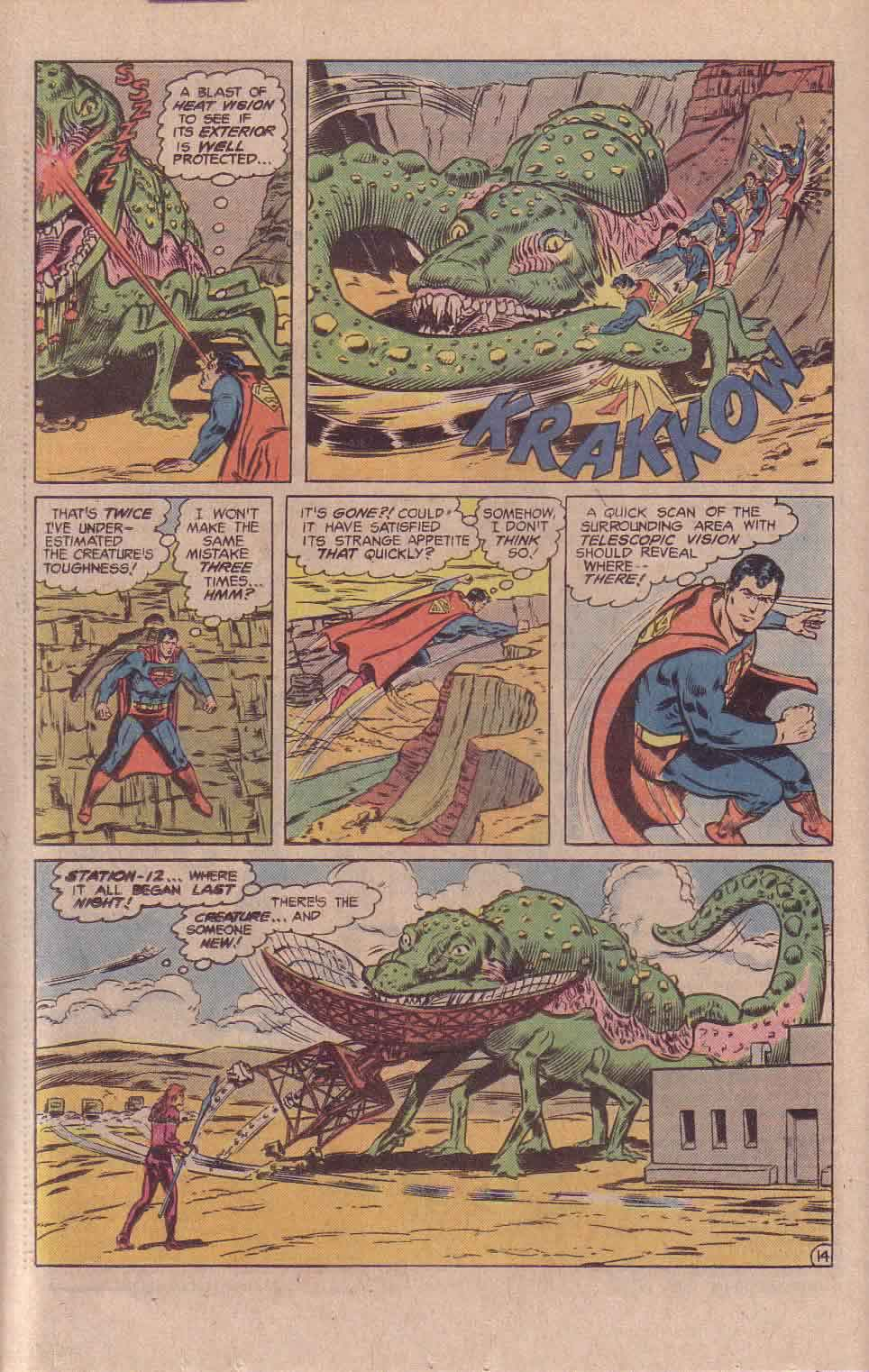 Read online Action Comics (1938) comic -  Issue #519 - 15