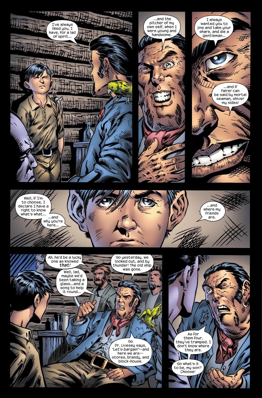 Read online Treasure Island comic -  Issue #5 - 8