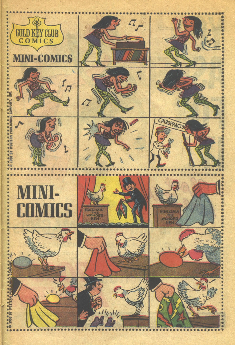 Walt Disney's Comics and Stories issue 331 - Page 33