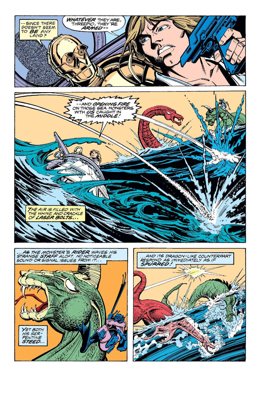 Read online Star Wars Legends: The Original Marvel Years - Epic Collection comic -  Issue # TPB 1 (Part 3) - 11