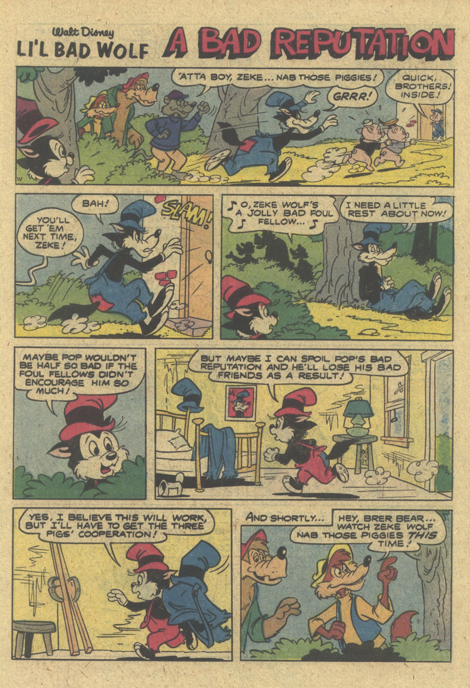Walt Disney's Comics and Stories issue 452 - Page 13