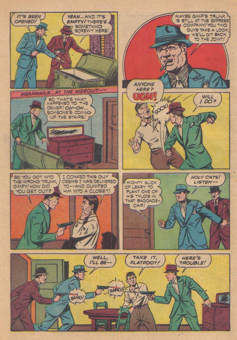 Exciting Comics (1940) issue 13 - Page 48