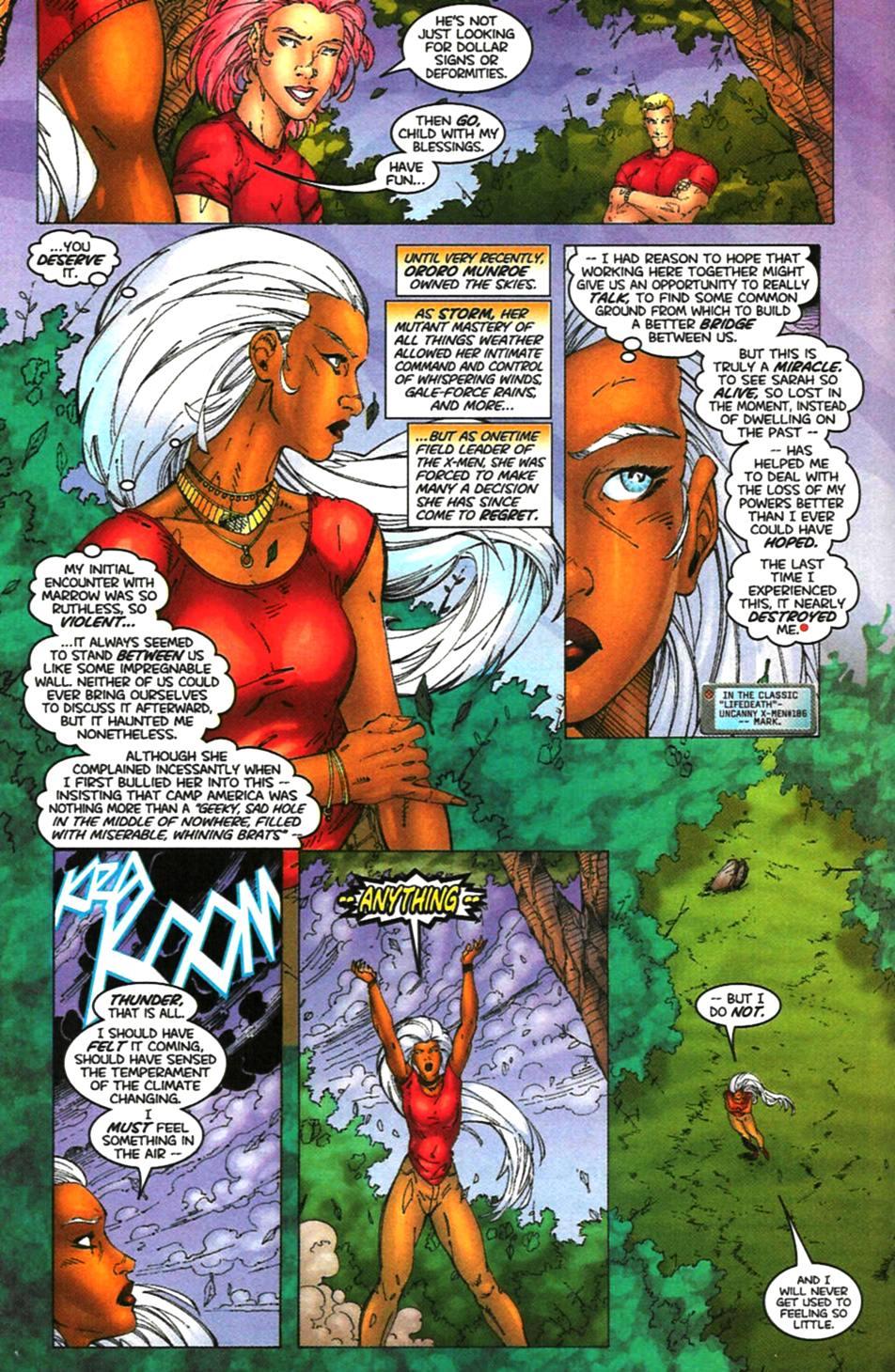 X-Men (1991) 99 Page 11
