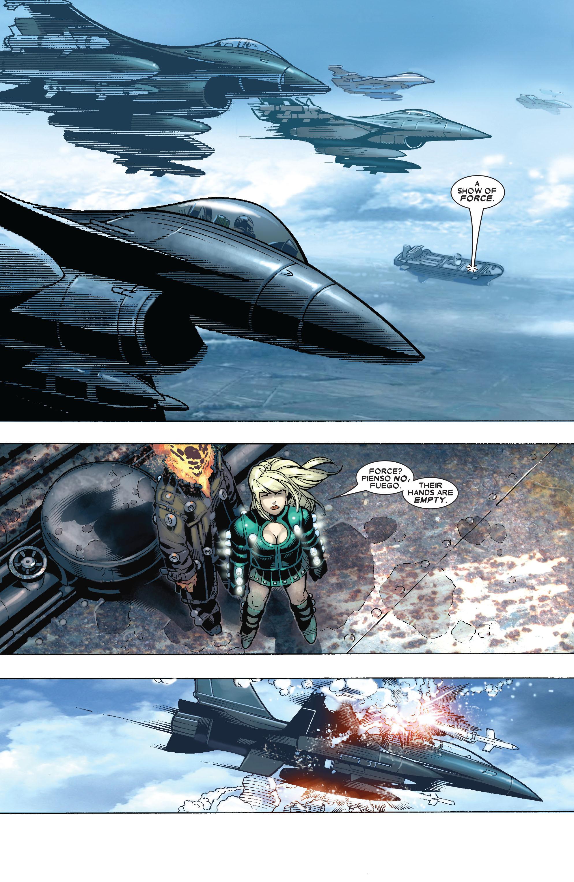X-Men (1991) 192 Page 9