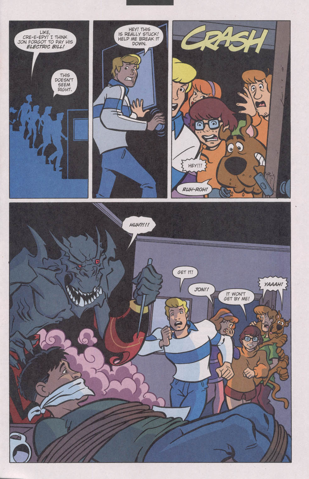 Read online Scooby-Doo (1997) comic -  Issue #81 - 38