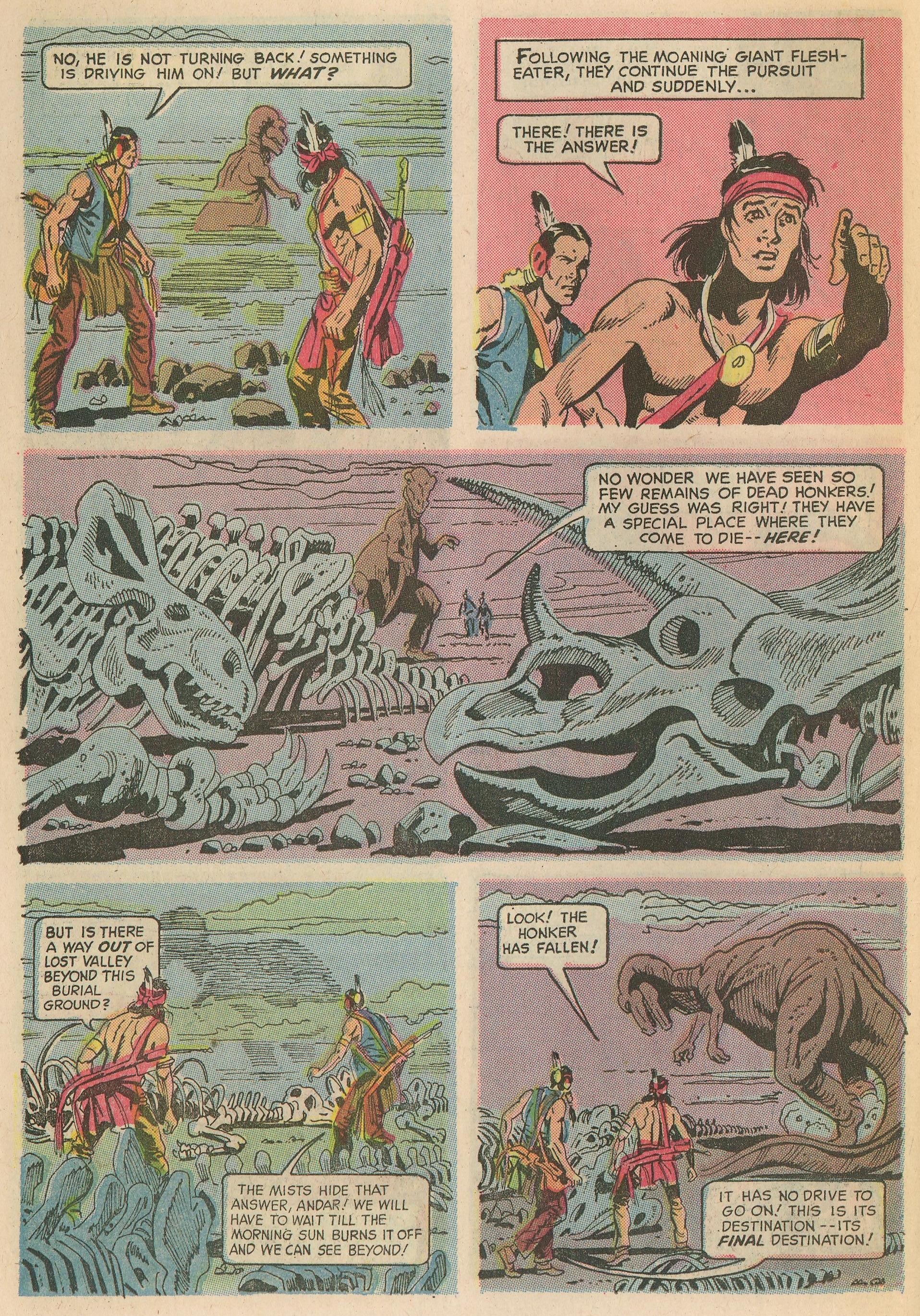 Read online Turok, Son of Stone comic -  Issue #65 - 26