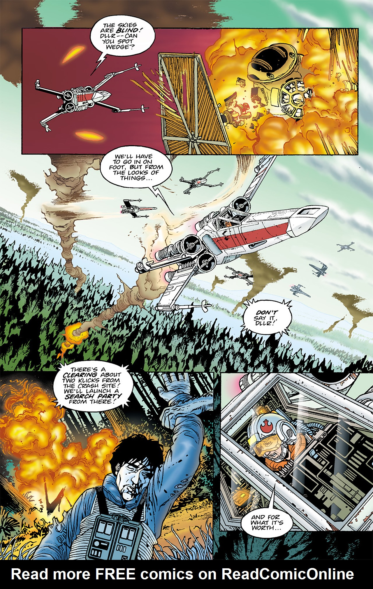 Read online Star Wars Omnibus comic -  Issue # Vol. 2 - 216