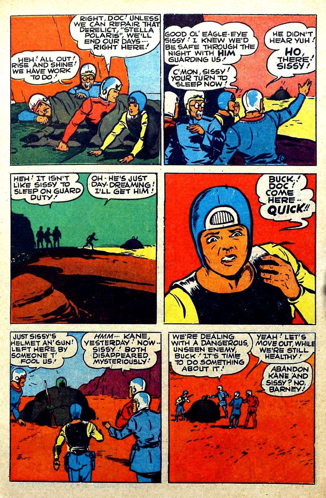 Read online Famous Funnies comic -  Issue #141 - 9