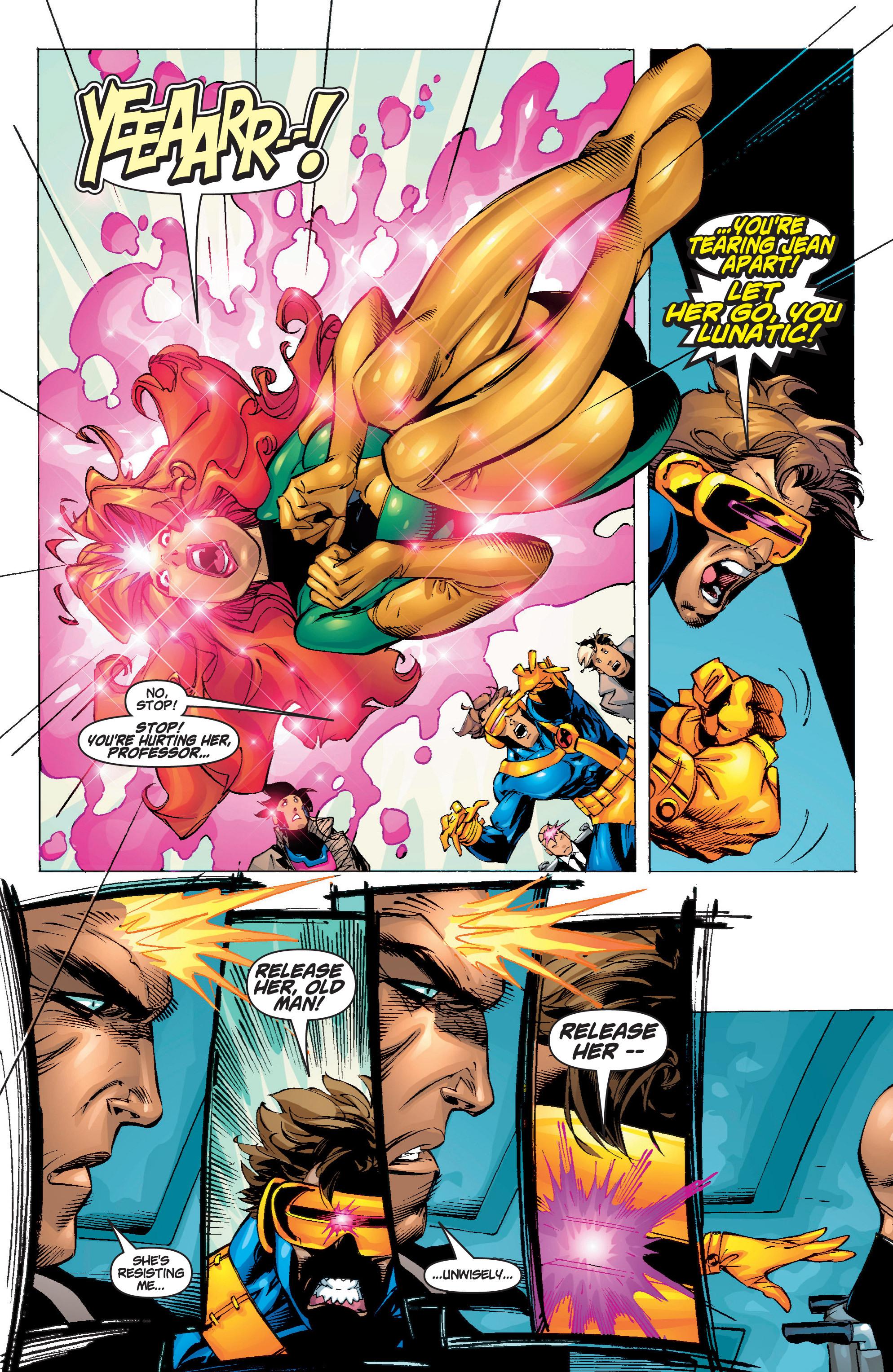 Read online Uncanny X-Men (1963) comic -  Issue #375 - 12