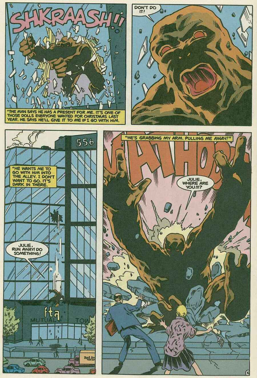 Elementals (1984) issue Special 1 - Page 9