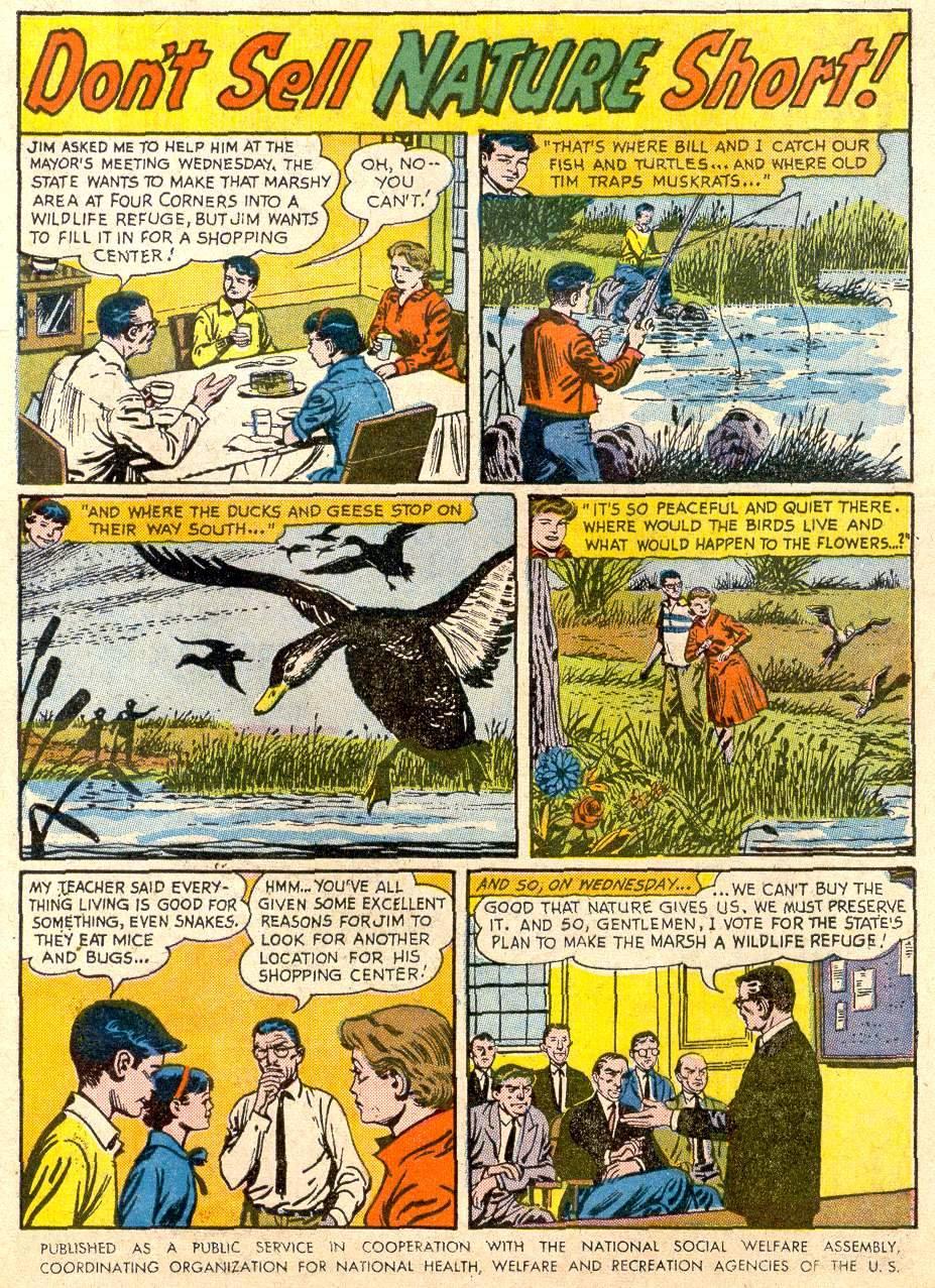 Read online Adventure Comics (1938) comic -  Issue #282 - 33