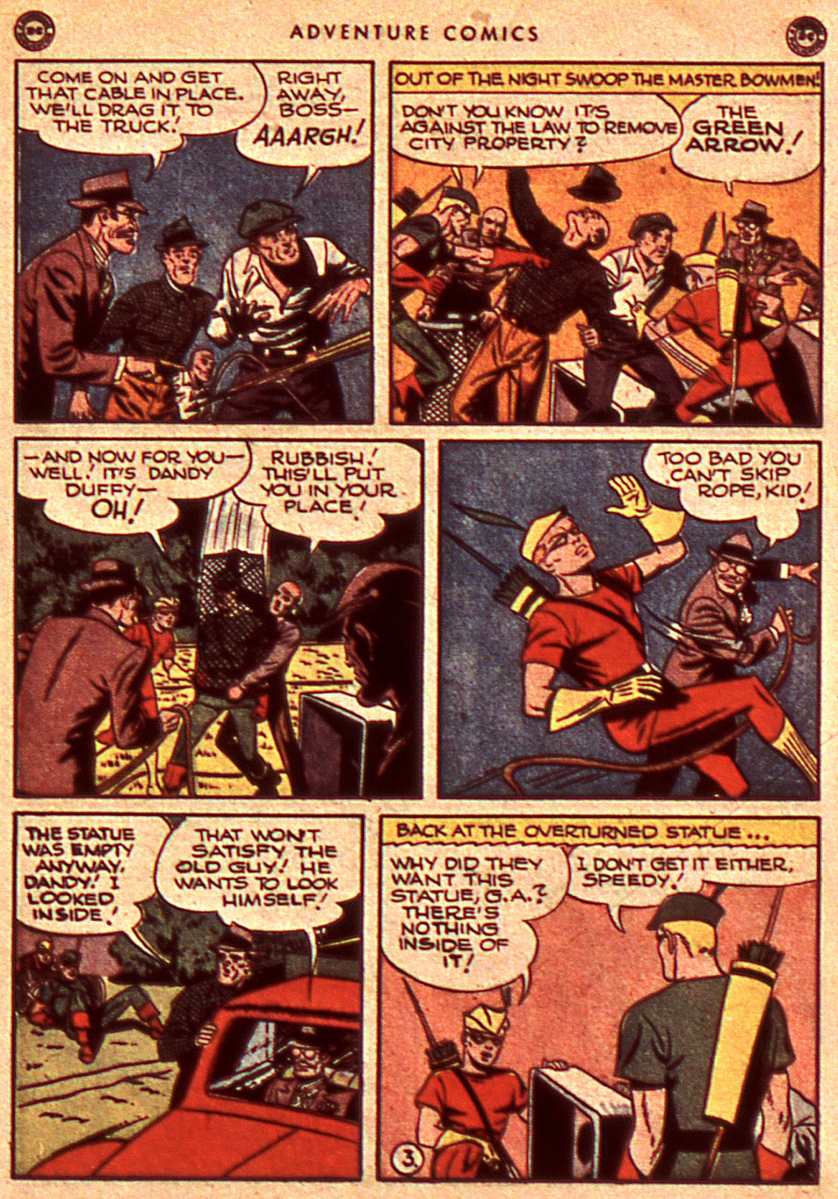 Read online Adventure Comics (1938) comic -  Issue #106 - 13